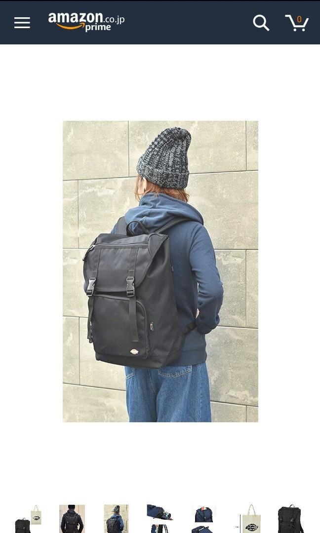 (限時預訂/Pre-Order) Dickies 日版 Cordura Flap Backpack 男女都岩用 背囊🎒 代購團 . 暫定 2/9 23:59 截單🚫🚫 . Size: 約長46cm×闊30cm×深16cm 580g . 預訂價 $$499-$569🤤 . 100%正貨 有單 兩至三星期到貨 日本直送