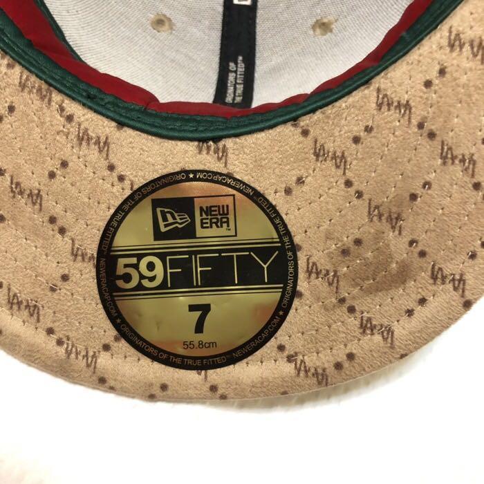 [Pre-owned] Seattle Mariners & LA Dodgers New Era MLB 59fifty cap topi (satuan)