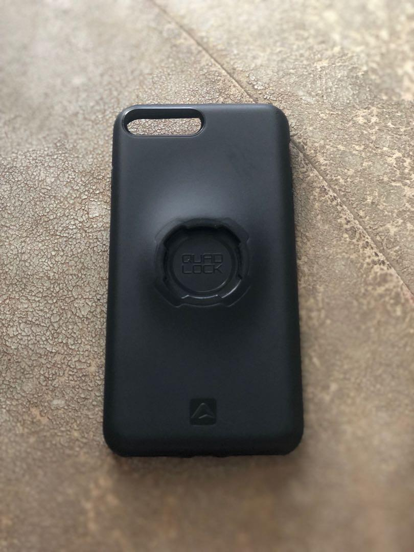 Quadlock iPhone 8/7 plus case