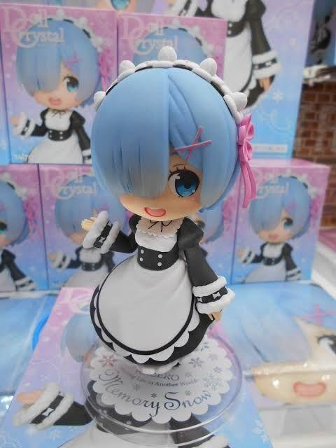 Re: starting life in another world (Crystal Doll Rem)