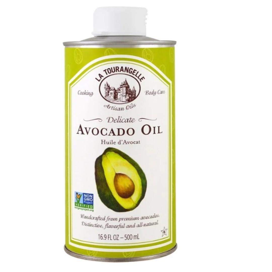 READY STOCK La Tourangelle, Avocado Oil, 16.9 fl oz (500 ml)