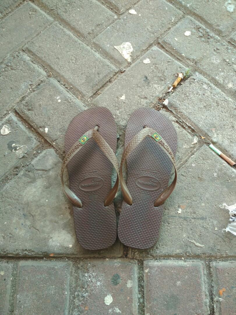 Sandal havaianas original authentic