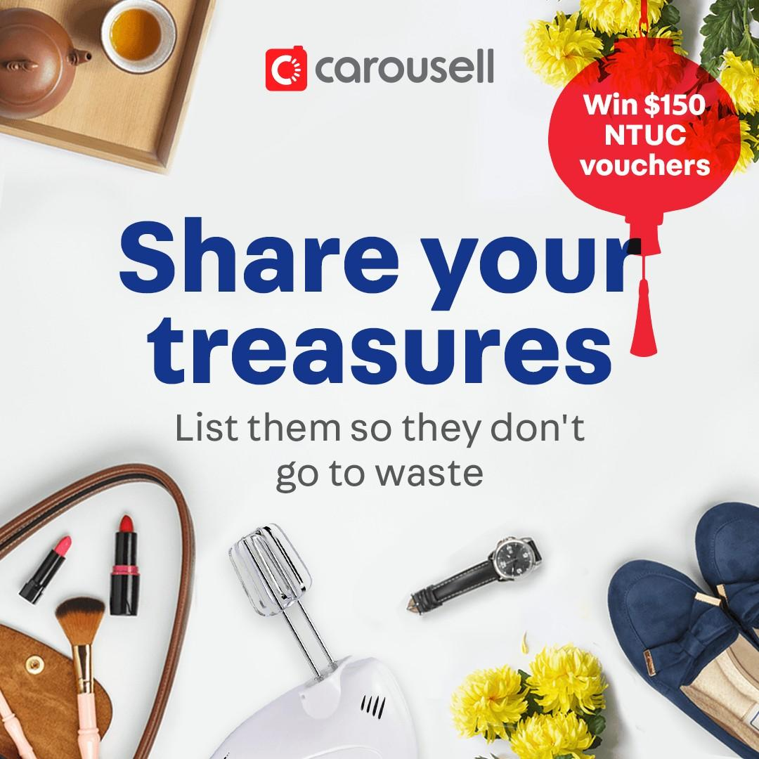 Share Your Treasures