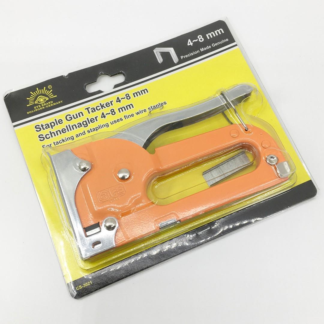 Staples or Refill for Staple Gun/Gun Tacker for handicraft or Furniture
