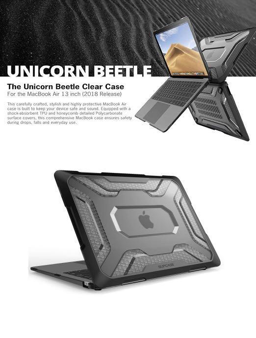 13 Inch 2019 SUPCASE Unicorn Beetle