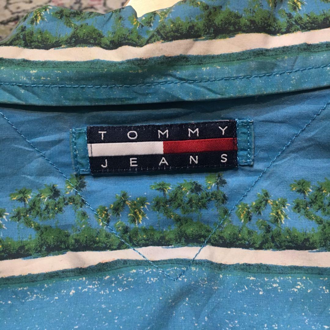 Tommy 椰子樹襯衫(#634)