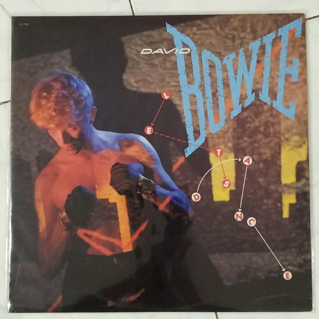 Vinyl LP : David Bowie ~ Let's Dance