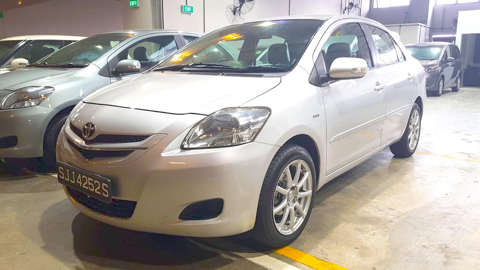 PROMO* Toyota VIOS @ $45 daily ! Personal/PVH usage welcome