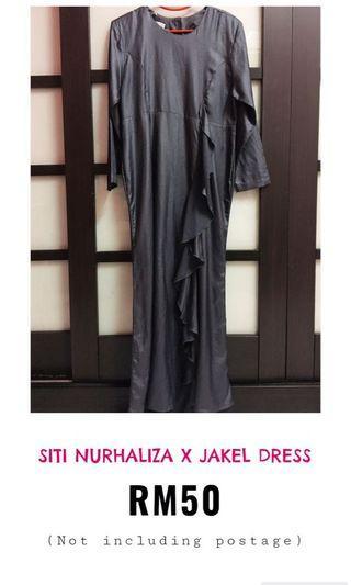 Siti nurhaliza Jakel Dress