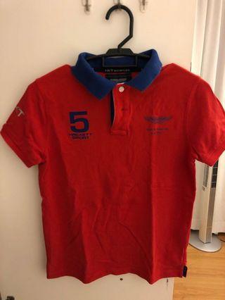 Hackett Polo Shirt Aston Martin Racing