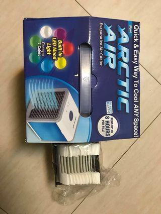 USB 水冷扇
