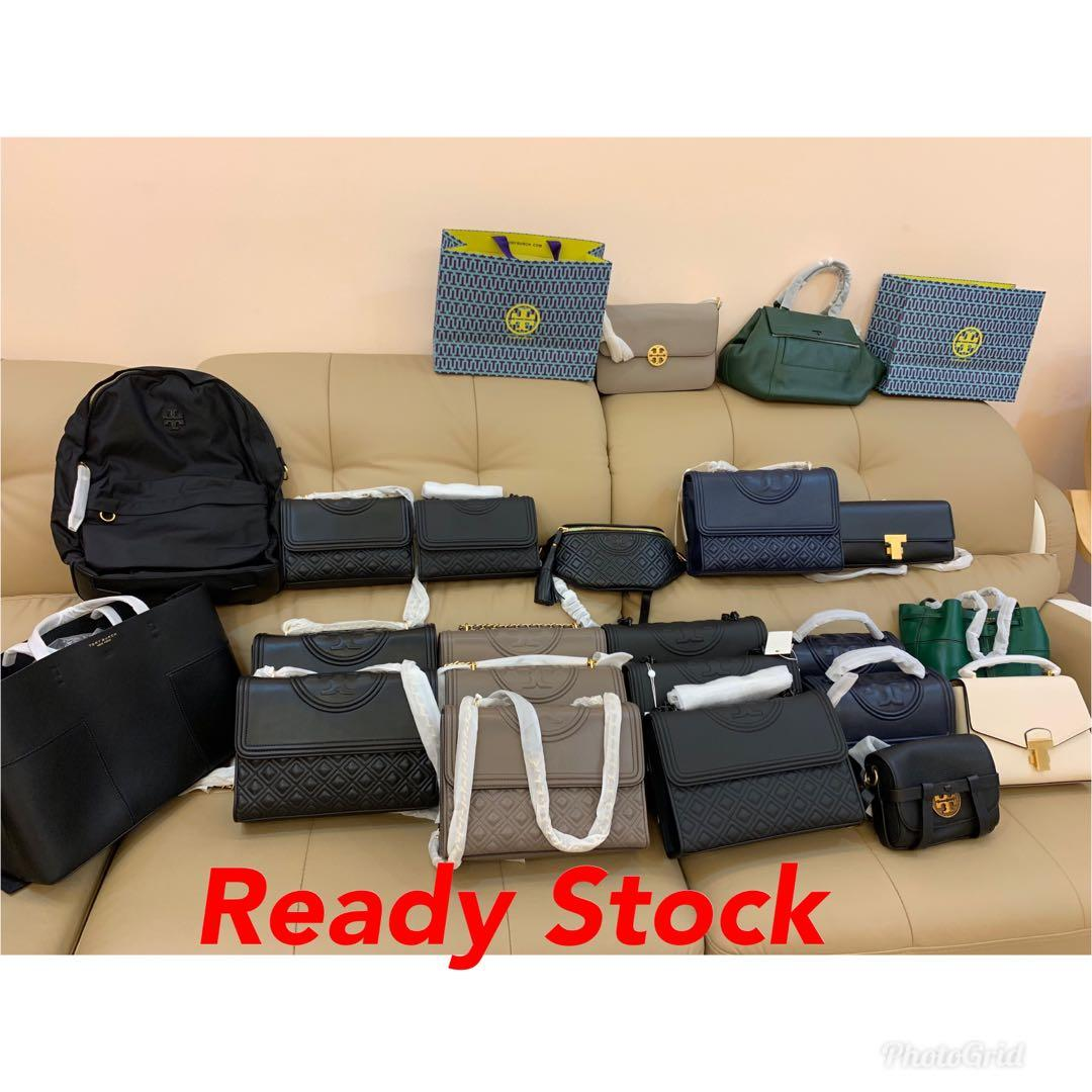 (01/09/19)Ready Stock Authentic Coach Clearance Sales Tory Burch Bag Marc Jacobs wallet wristlet listing