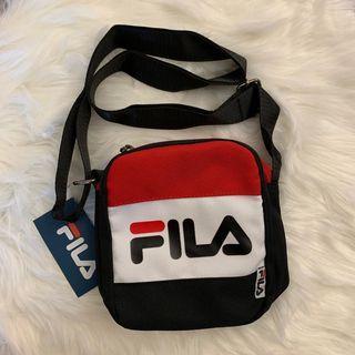 FILA SHOULDER SMALL SLING BAG TRICOLOR
