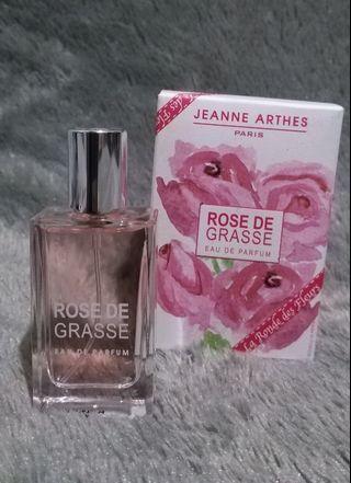 Rose De Grasse EDP 30ml - Jeanne Arthes