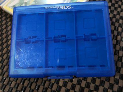 2DS and 3DS Cartridges Case
