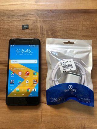 [售] HTC One A9 32GB 智慧型手機 [價格]3000 [物品狀況]2手     [交易方式]面交自取 7-11或全家取貨付款 [交易地點]台南市東區     [備註]無盒裝/旅充隨機出貨/記憶卡2GB [匯款帳號]合作金庫[006]1232-872-051459