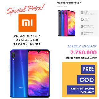 Harga Xiaomi Special Diskon. Free COD Jakarta.