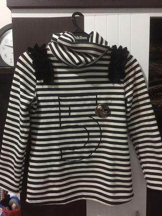 Sweater stripe BKK