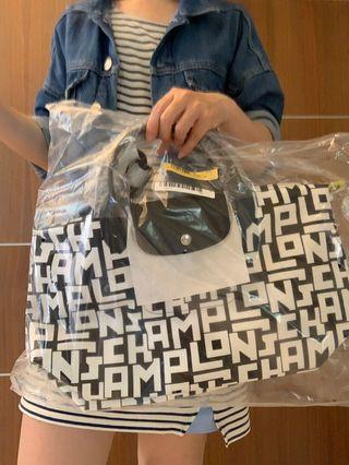 2019新款Longchamp 手拿肩背包