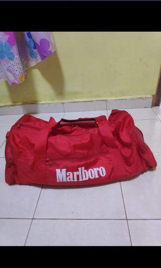 Marlboro Vintage Duffle Bag