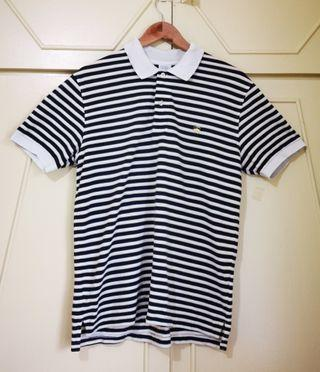 Authentic Brooks Brothers Striped Original Polo