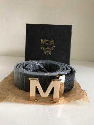 Unisex McM belt