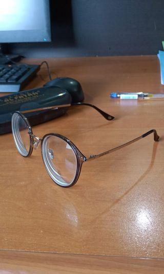 Kacamata minus + silinder