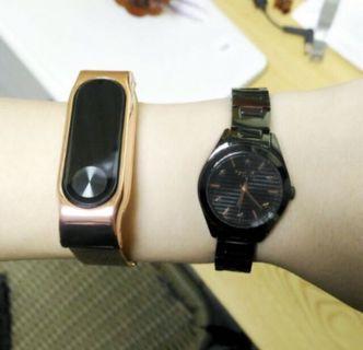 保證正品 Agnes b太陽能手錶不用1千元