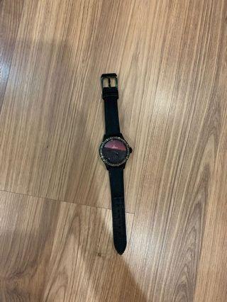 ToyWatch black crystal watch