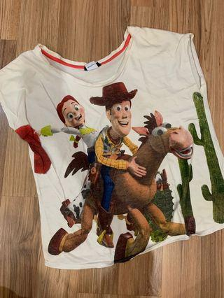 Toy Story Pyjamas top