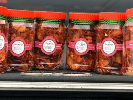 Chili Tapioca snack / kerepek ubi pedas