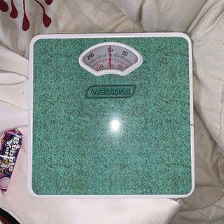 Watson Weight Scale