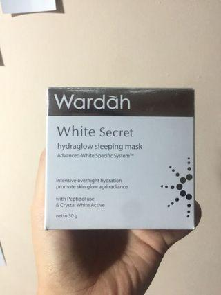 Wardah White Secret Sleeping Mask