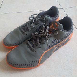 Sepatu Futsal Puma 365 CT Quite Orange