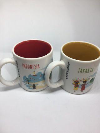 Starbucks Indonesia Mug Series