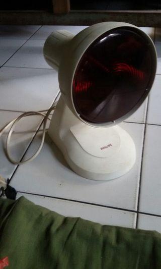 Lampu Terapi LED inframerah Philips