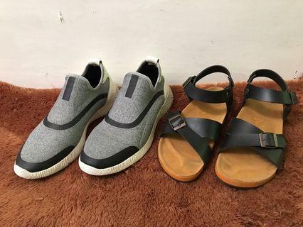 Cuma 249k Dapat 2 Sneakers Jackwell Soho 733 dan Sandal Zoe Berlin