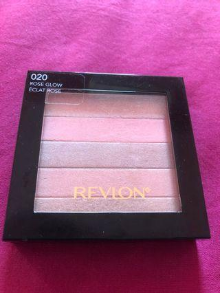 REVLON Highlighting Palette #020 Rose Glow/Éclat Rose