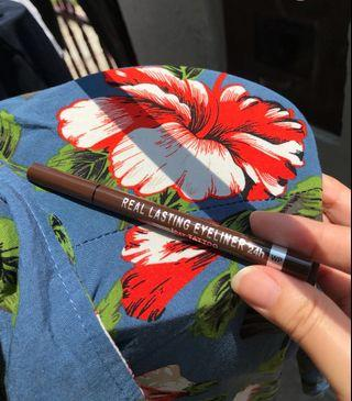 K-Palette Liquid Eyeliner Brown - Can be removed by warm water