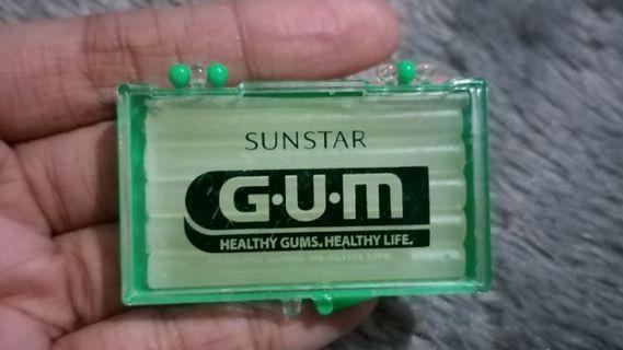 Ortho Wax - GUM