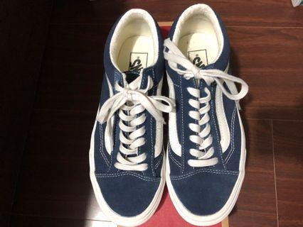 Vans style36 藍色 24.5公分