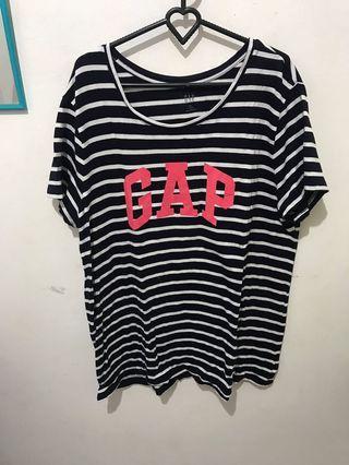 gap tshirt sisa expor