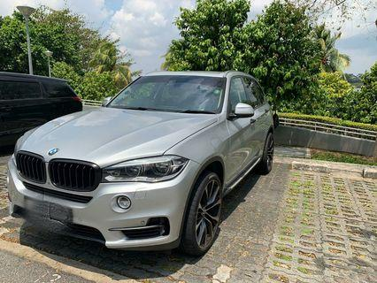 2018 BMW X5 x35 in-line 6 for long term rent