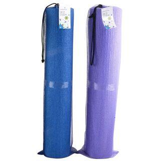 WATSONS Yoga Mat with Net Carrying Bag 8mm