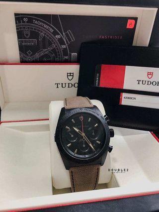 Tudor Fastrider Black Shield