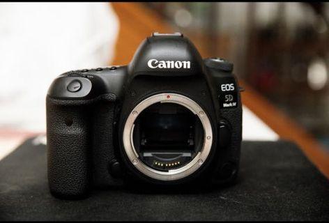 Canon eos 5D Mark Iv 4 Warranty Canon 2021