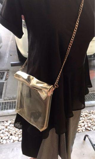Tas clear bag