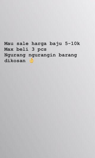 Sale 5-10k