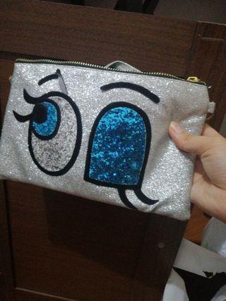 Sling bag/clutch