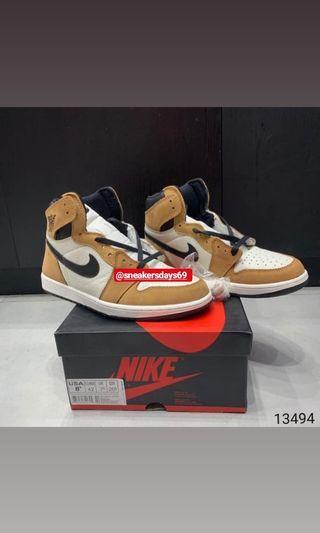 Nike Air Jordan 1 Retro High Rookie Of The Year BNIB PERFECT PAIRS